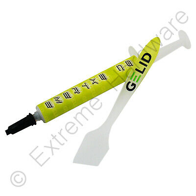 GELID Solutions Extreme Performance GC-3 Cutting Edge Thermal Compound 3.5g Tube • 10.66£