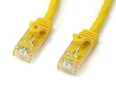 StarTech.com 30.48m CAT6 Patch Cable (Yellow) • 29.53£
