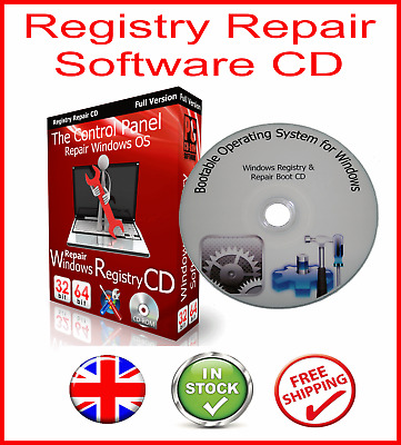Tune Utilities 2020 - Speed Up My Pc - Registry Cleaner Windows Pro Software Cd • 3.95£