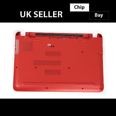 Hp 15-ab Series Bottom Base Chassis Plastic Red Eax15001a6s 15ww2gsa603 • 27.99£