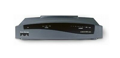 Cisco 805 Router 800 Series With Power Adapter • 22.95£