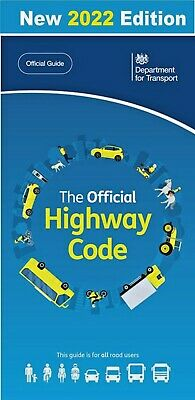 Official Dvsa Highway Code Book Valid For 2020 Tests • 2.62£