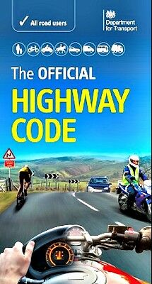 Official Dvsa Highway Code Book Valid For 2020 Tests • 2.14£