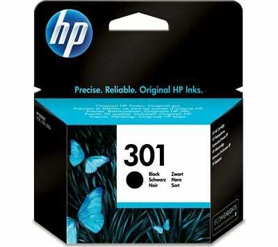 HP 301 Black Ink Cartridge - Currys • 16.99£