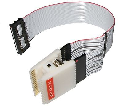 28 WAY DIP TEST CLIP ISP CABLE | SUITABLE FOR 27xx EPROMS | 28 DIL 28 DIP • 34.79£