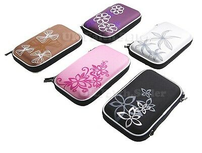 """EVA Hard Carry Case Pouch For 2.5"""" WD My Passport Portable Hard Drive HDD • 7.99£"""