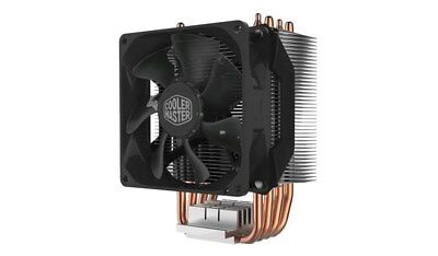 Cooler Master Hyper H412R CPU Cooler With 92mm PWM Fan • 23.24£