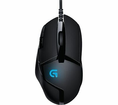 LOGITECH G402 Hyperion Fury FPS Optical Gaming Mouse - Currys • 49.99£