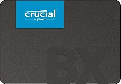 Crucial BX500 2.5  120GB SATA III Solid State Drive • 23.53£