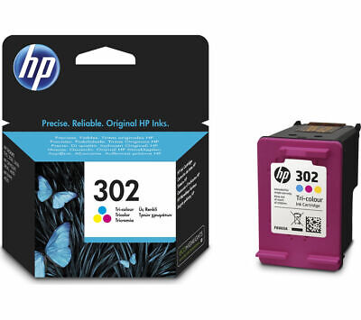 HP 302 Tri-colour Ink Cartridge - Currys • 19.99£