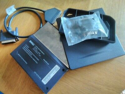 Dell CP CPi CPx Floppy Drive 00066942 + Caddy + Blanking Plate + FDD Cable • 30£