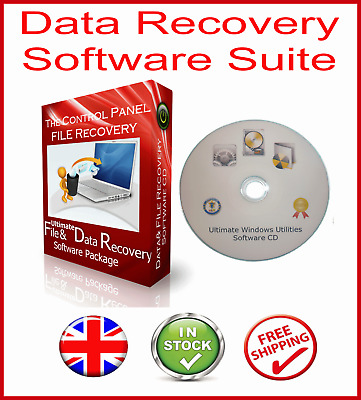Data Recovery Software Recover Lost Files From Internal And External Hdd • 3.95£