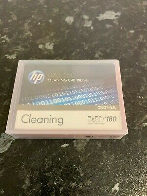 HP C8015A DAT-160 Cleaning Cartridge - New • 34.99£