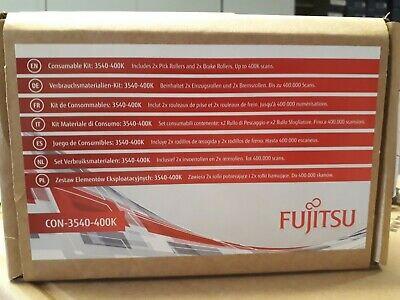 Fujitsu Consumable Kit CON-3540-400K For... • 29.99£