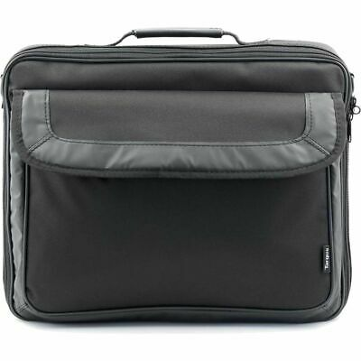 Targus Classic 15-15.6  Clamshell Bag For Laptop Max. 15.6 Inches Black • 15£