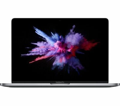 APPLE MacBook Pro 13  With Touch Bar - 128 GB SSD, Space Grey (2019) - Currys • 1,059.97£