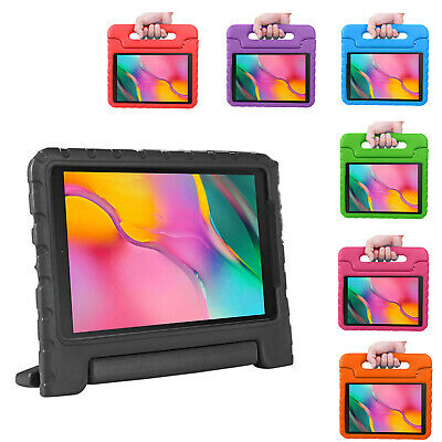 "Samsung Galaxy Tab A 2019 10.1"" Full Body Case Handle Stand For Kids T510 T515 • 7.99£"
