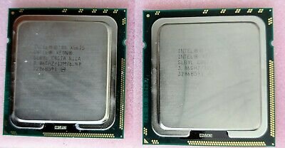 Matched Pair 2x Intel Xeon Processor X5675 3.06GHz CPU Hex Core SLBYL 12M Cache • 49.99£