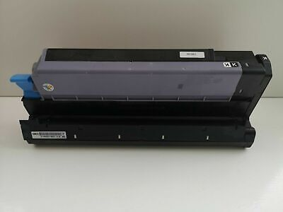 Black Toner & Drum For Oki C821 - Used • 46£