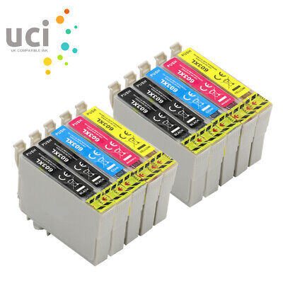 LOT Ink Cartridge UCI For Epson XP-3100 XP-3105 XP-4100 XP-2105 XP-4105 XP2100 • 26.99£