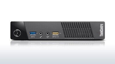 Lenovo ThinkCentre M73 Tiny Mini PC I5-4570T 3.6GHz 4/8/16GB RAM 120/256GB SSD • 239.99£