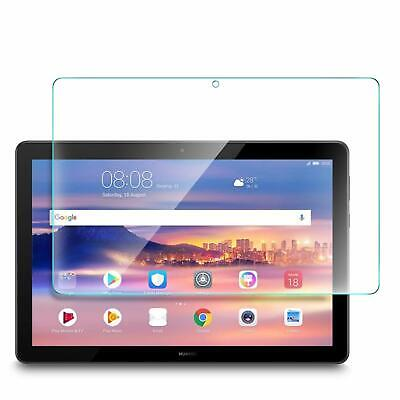 Tempered Glass Film Screen Protector For Huawei MediaPad T5 10.1  2018 • 4.49£