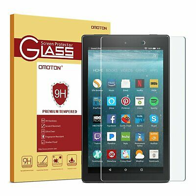 Tempered Glass Film Screen Protector For Amazon Kindle Fire 7 2015 2017 7  • 3.49£