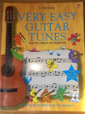 Very Easy Guitar Tunes For Beginners Book • 6.99£