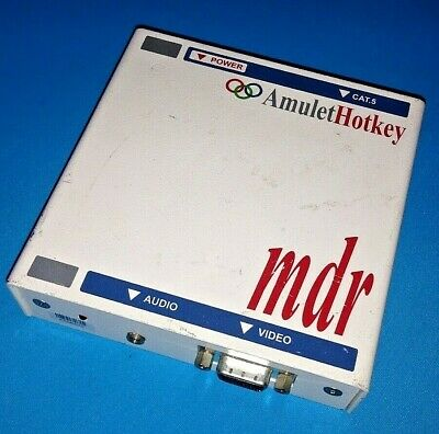 Amulet Hotkey MDR - Video/Audio Receiver - E506522 • 44.99£