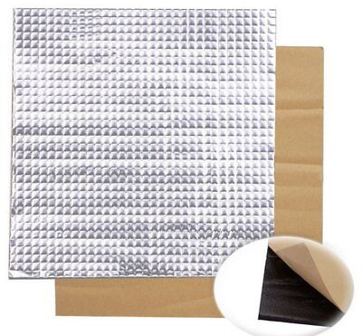 CR-10 300x300x10mm Foil Self-adhesive Heat Bed Insulation Cotton For 3D Printer • 5.98£