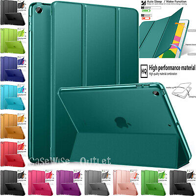 Leather Magnetic Stand Smart Trifold Case Cover For Apple IPad 10.2  Inch 2019 • 6.96£