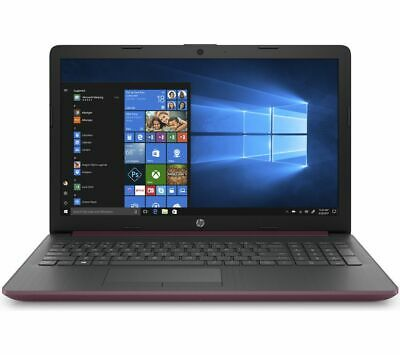 HP 15-db0500sa 15.6  Laptop AMD A6 1TB HDD 4GB RAM Full HD 1080p Mauve - Currys • 329£