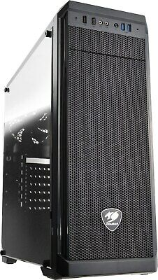 Cougar MX330 Mid Tower Case - Black USB 3.0 • 37.70£