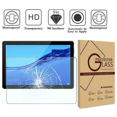 HD Tempered Glass Film Screen Protector For Huawei MediaPad T3 10(9.6 )  T5  • 3.99£