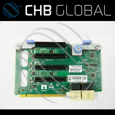 Netapp 111-00619 Riser Card PCIe Quad PCI Express Riser Expansion Card • 69£