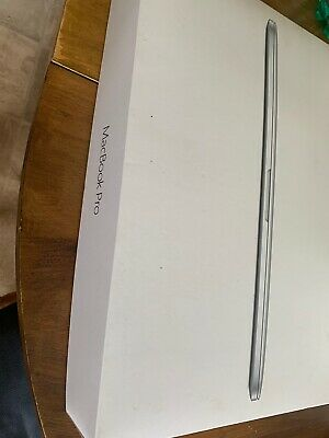 Apple Macbook Pro 15 A1398 Empty Box Only • 15.50£
