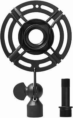 Thronmax Microphone Shock Mount - Heavy Duty Universal Fitting Anti-Vibration • 13.99£