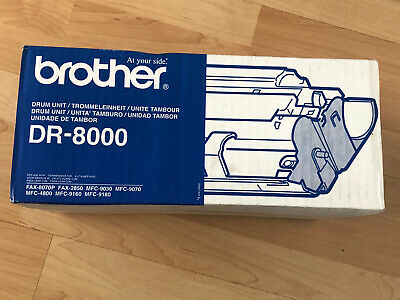 Brother Fax 8070P Drum Unit DR8000 • 40£