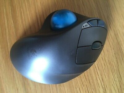Logitech Trackman M570 Wireless Trackball Mouse • 19.99£