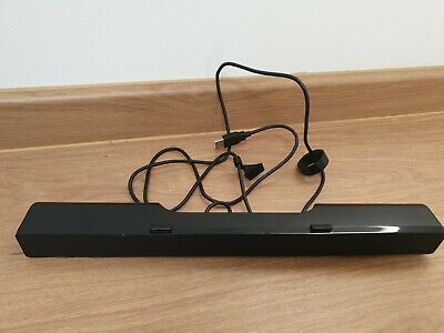Dell AC511 USB Wired Stereo Sound Bar - Black (520-1497) • 19£