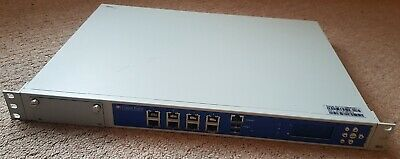 CheckPoint 4600 T-160 Firewall Security Appliance Network Gateway, 8 Port • 175£