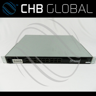 12200-18-28 QLOGIC 18 Port QDR Infiniband Network Switch 40Gbps 12200-18-28 • 119£