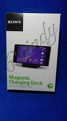 GENUINE SONY DK36 CHARGING DOCK CRADLE FOR XPERIA Z2 ~ New/ Sealed • 20£