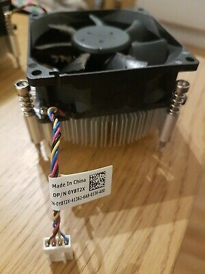 Dell Optiplex 3040 CPU Fan/Heatsink 0Y8T2X • 19.99£