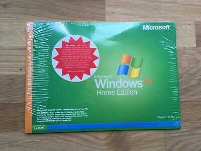 Windows XP Home Edition Installation Disc Only No Key • 5.50£