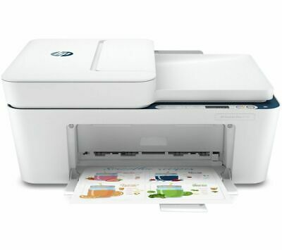 HP DeskJet Plus 4130 All-in-One Wireless Inkjet Printer WiFi - Currys • 69.99£