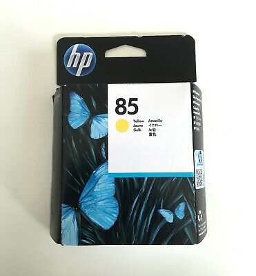HP 85 Yellow - Genuine Original Hewlett Packard Printhead (HP C9422A) • 35.99£