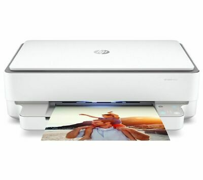 HP ENVY 6032 All In One Wireless Inkjet Printer WiFi Double Sided - Currys • 69.99£