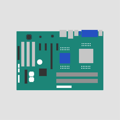 150-0002500, 150-0002499 Ncr Isa Riser Card Pulled From 1204 • 148.22£
