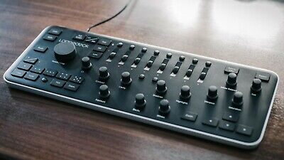 Loupedeck Photo And Video Editing Console And Keyboard For Adobe Lightroom • 19£